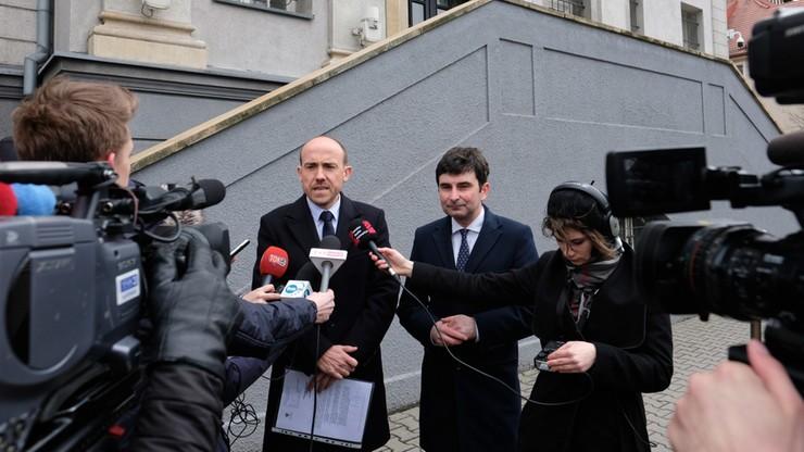 """""""Europosłowie na szubienicy"""". PO chce, by Ziobro wyjaśnił związek Kalusa z resortem sprawiedlwości"""