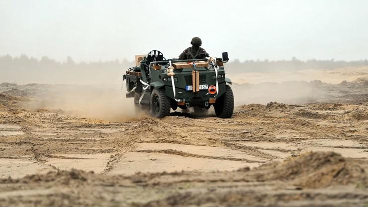 """Rosyjskie MSZ """"zaniepokojone"""". Chodzi o wojska USA w Polsce"""
