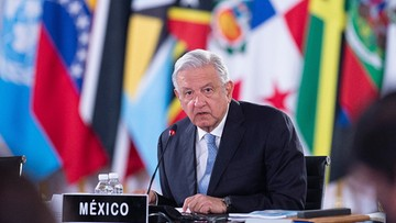 Prezydent Meksyku chce latynoamerykańskiej wersji UE