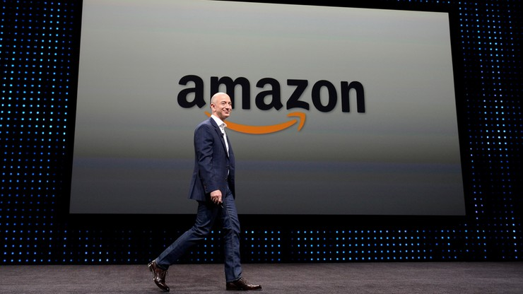 Jeff Bezos nie będzie już prezesem Amazona