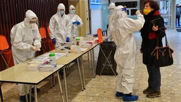 Nowe przypadki koronawirusa w Polsce. Dane ministerstwa, 23 stycznia