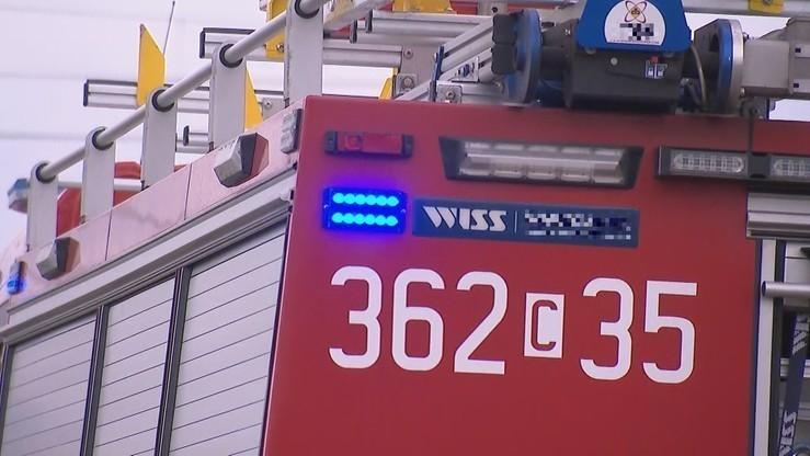 Wybuch gazu w Wielkopolsce. 30 osób zostało ewakuowanych