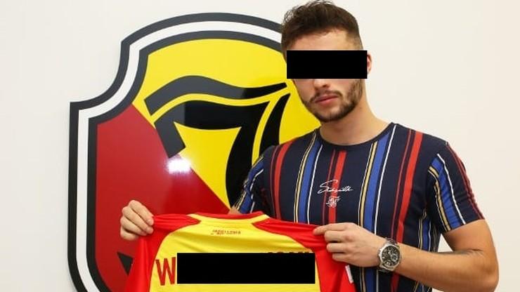 Piłkarz Jagiellonii uciekał przed policją. Grozi mu do pięciu lat więzienia