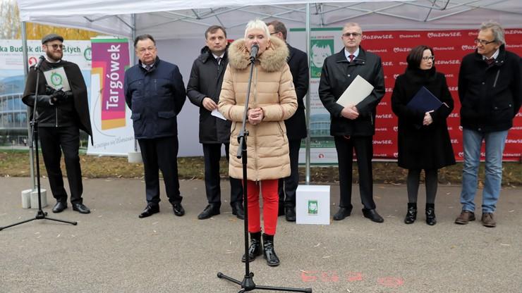 Rozpoczęła się budowa kliniki Budzik dla dorosłych w Warszawie