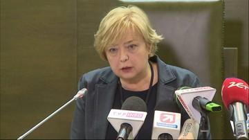 Pierwsza prezes Sądu Najwyższego Małgorzata Gersdorf zwołała posiedzenie KRS