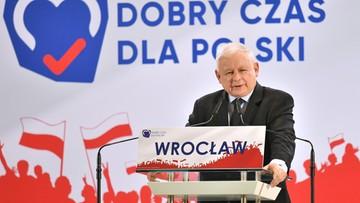 Prezes PiS: musimy obronić polską rodzinę przed groźną, ideologiczną ofensywą