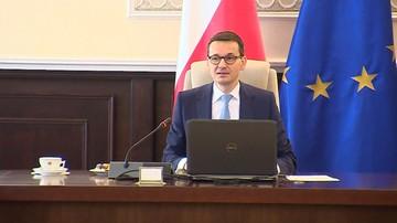 """Morawiecki w """"Die Welt"""": Polska nie ustąpi ws. uchodźców i sądownictwa"""