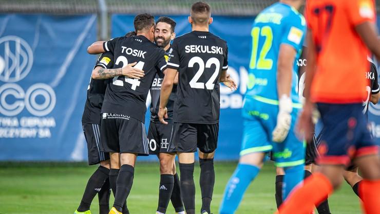 Fortuna 1 Liga: Wysokie zwycięstwo ŁKS-u w Opolu!