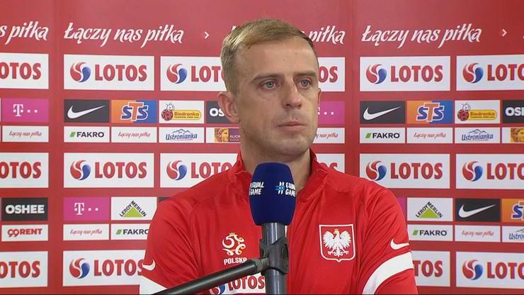 """""""Kochanie, to dla Ciebie!"""" Hat-trick Kamila Grosickiego w rocznicę ślubu"""