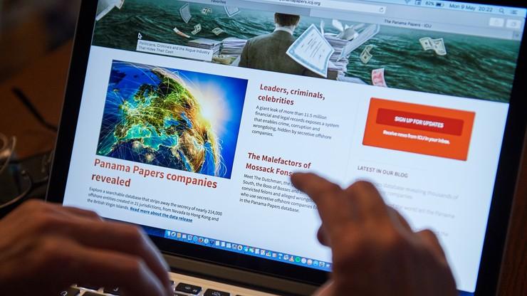 """""""Panama Papers"""" już dostępne w internecie. 161 firm """"powiązanych z Polską"""""""