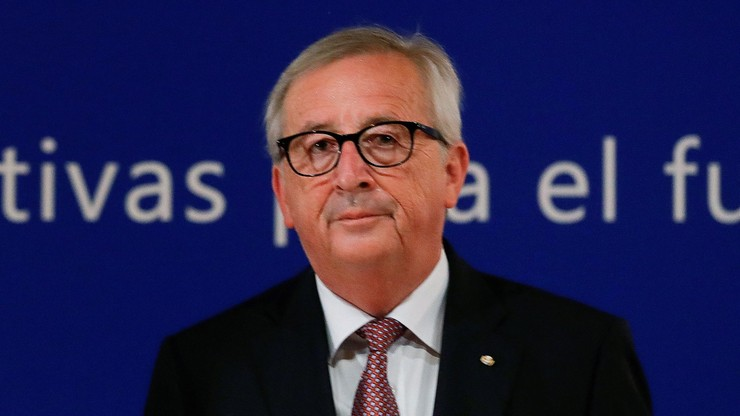 Juncker przed spotkaniem z Trumpem: liczę na ofertę prezydenta