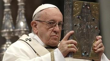 Papież przyjmie kierownictwo episkopatu USA w związku ze skandalem pedofilii