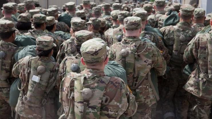 Amerykanie będą ćwiczyć przerzut wojsk przez Atlantyk do Polski