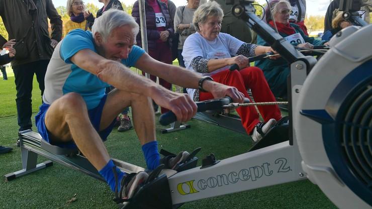 Warszawska Olimpiada Seniorów: Wyjątkowy dzień i świetna zabawa