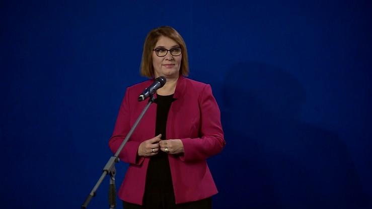 Mazurek: zaufanie polityków do Schetyny poraża naiwnością, a nienawiść do PiS odbiera rozum