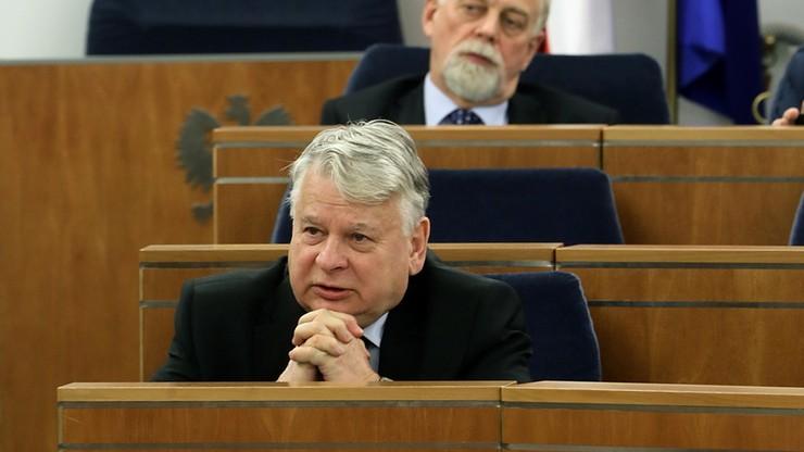 """""""Świąteczne pojednanie"""" - Borusewicz znów poprowadzi obrady Senatu"""