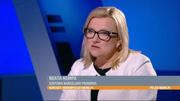 Beata Kempa: zawiadomiłam prokuraturę w sprawie polityków PO