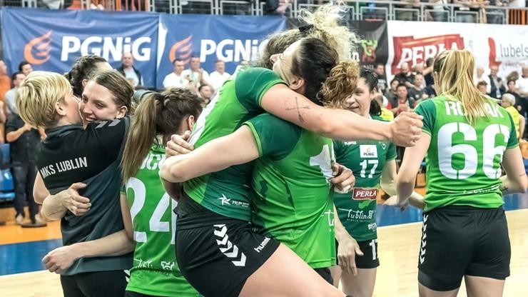 Perła Lublin w finale Challenge Cup