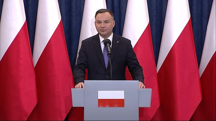 Prezydent: Rada Gabinetowa odwołana z powodu koronawirusa. Odbędzie się po zbadaniu ministrów