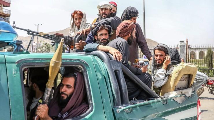 Talibowie przejęli władzę. Napięta sytuacja w Afganistanie [ZAPIS RELACJI]