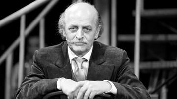 Zmarł Jan Janga Tomaszewski. Aktor miał 69 lat