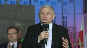 Kaczyński: mam dzisiaj dobre wiadomości