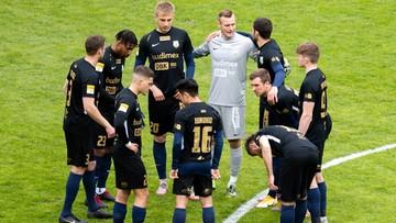 Fortuna 1 Liga: Stomil Olsztyn - Chrobry Głogów. Relacja i wynik na żywo