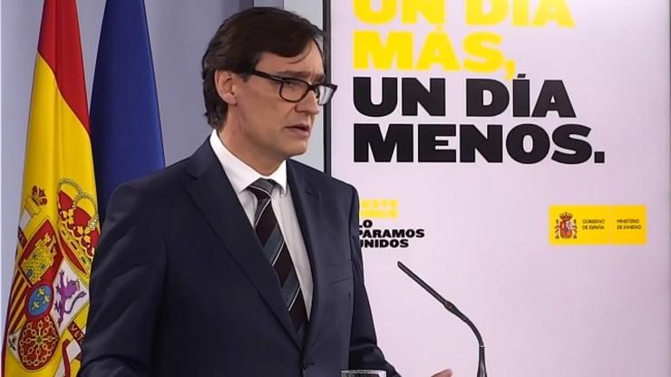 Hiszpański minister nie dał nadziei na szybki powrót piłkarskich lig