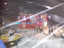 GOPR ewakuował turystów w Gorcach. Udało się do nich dotrzeć dzięki aplikacji