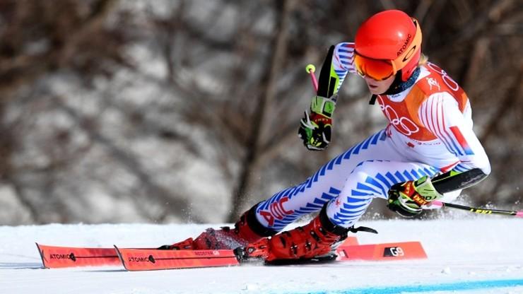 Pjongczang 2018: Shiffrin wygrała slalom gigant. Gąsienica-Daniel na 27. miejscu