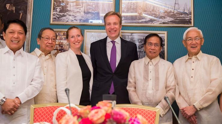 W Oslo rozpoczęto filipińskie rozmowy pokojowe
