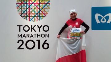 73-letnia Polka zadziwia świat. Przebiegła w Tokio 46. maraton w życiu