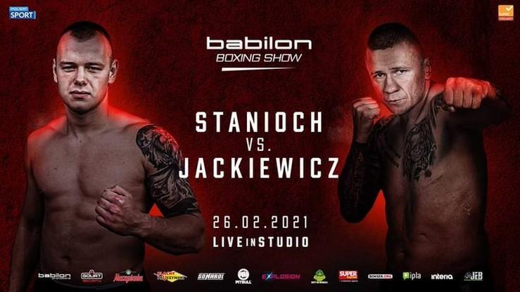 Ceremonia ważenia przed galą Babilon Boxing Show: Kliknij i oglądaj