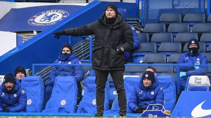Frank Lampard zwolniony z Chelsea? Thomas Tuchel jego następcą