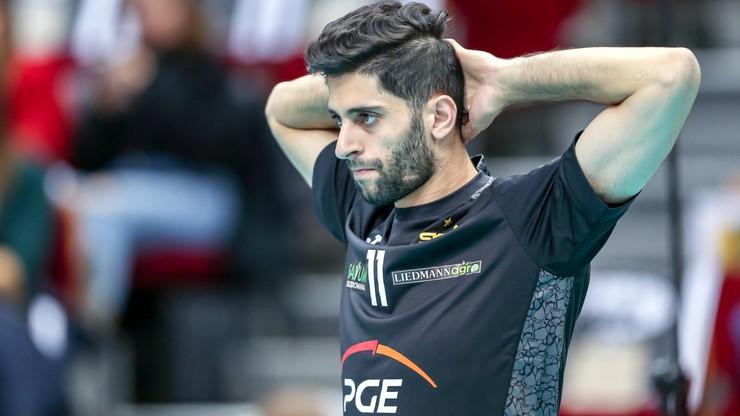 Milad Ebadipour: Pierwszy raz w życiu będę grał w siatkówkę plażową na poważnie
