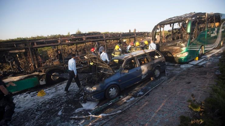 Wybuch bomby w autobusie w Jerozolimie