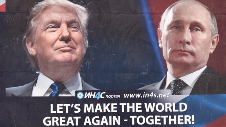 Donald Trump i Mike Pence odbyli już 30 rozmów z głowami państw