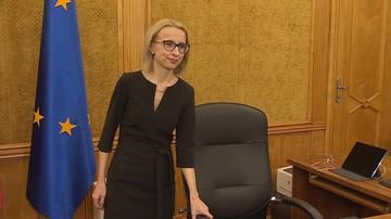 Teresa Czerwińska z Ministerstwa Finansów odchodzi do zarządu Narodowego Banku Polskiego