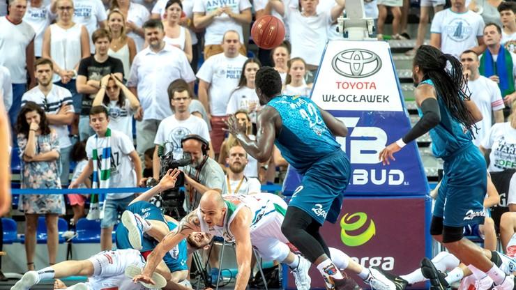 EBL: Wznowiono mecz we Włocławku