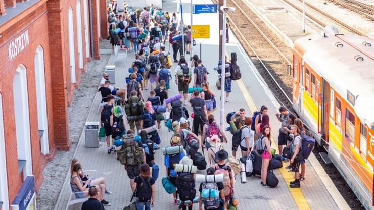 Nie będzie dodatkowych pociągów na 25. Pol'and'Rock Festival