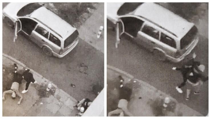 Warszawa: brutalny atak w centrum. Kierowca z Gruzji powalił napastników, uratował 20-latka