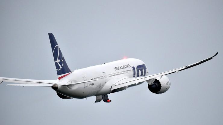 LOT made in China? Trwają rozmowy z potencjalnymi inwestorami dla polskich linii lotniczych m.in z Chin