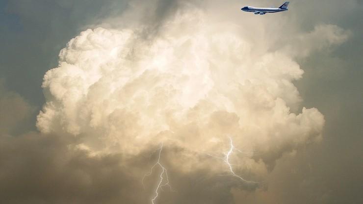 """Polski """"piorunochron"""" dla samolotów ma zamknąć problem wyładowań atmosferycznych w lotnictwie"""