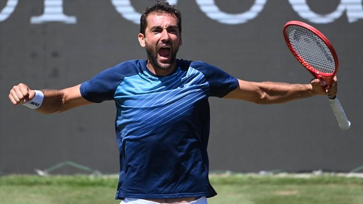 ATP w Stuttgarcie: Pierwszy od trzech lat tytuł Cilica