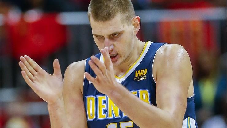 NBA: Tylko sześć punktów Gortata. Zespół Polaka bez szans z liderem