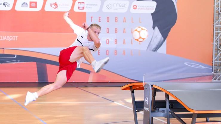Teqball: Najlepsi powalczą o awans na mistrzostwa świata