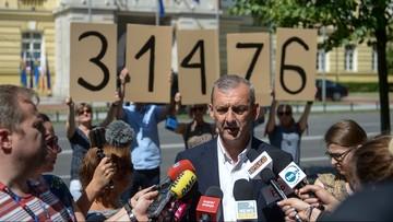 ZNP: dla około 32 tys. nauczycieli ten rok skończy się bardzo złą informacją