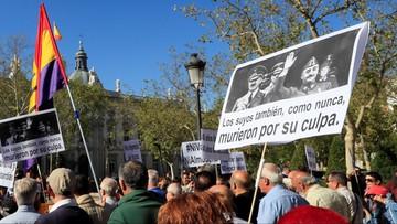 Hiszpański Sąd Najwyższy wyraził zgodę na ekshumację generała Franco