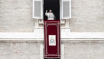 """Papież Franciszek o Syrii. """"Modlę się nieustannie o pokój"""""""