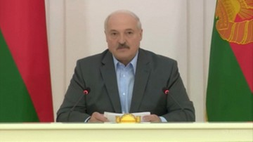 """""""Łukaszenka będzie objęty sankcjami"""". Ustalenia szefów MSZ UE"""